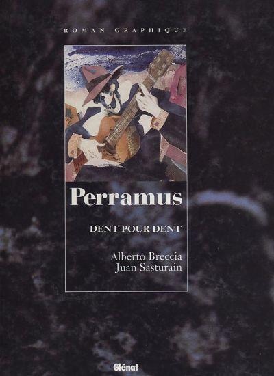 Couverture de Perramus -4- Dent pour dent