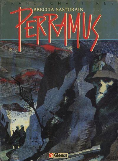 Couverture de Perramus - Tome 12TL