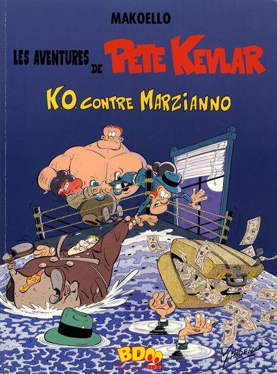 Bandes dessinées du Québec Petekevlar02_72517