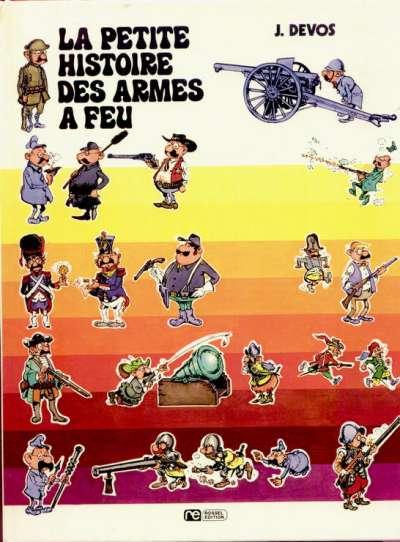 La petite histoire des armes à feu