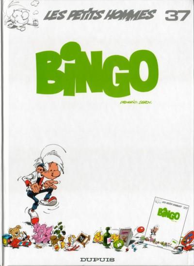 Couverture de Les petits hommes -37- Bingo