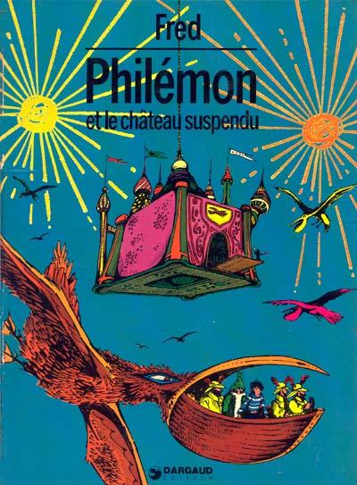 Couverture de Philémon -3- Philémon et le château suspendu
