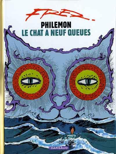 Couverture de Philémon (Nouvelle édition) -12c- Le chat à neuf queues
