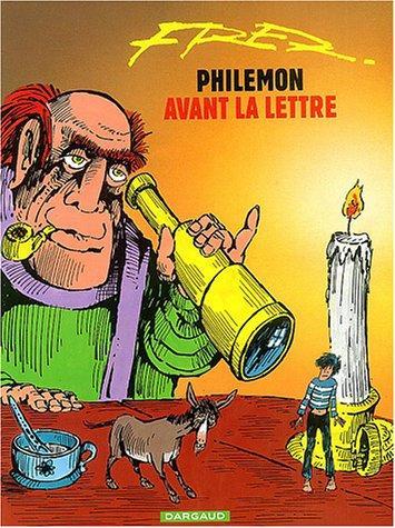 Couverture de Philémon (Nouvelle édition) -1c- Avant la lettre