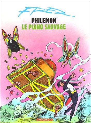 Couverture de Philémon (Nouvelle édition) -3c- Le piano sauvage