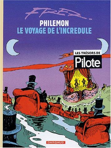 Couverture de Philémon (Nouvelle édition) -5c- Le voyage de l'incrédule