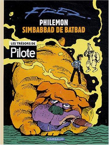 Couverture de Philémon (Nouvelle édition) -6c- Simbabbad de Batbad