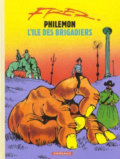 Couverture de Philémon (Nouvelle édition) -7c- L'île des brigadiers