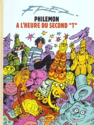 Couverture de Philémon (Nouvelle édition) -8c- A l'heure du second T