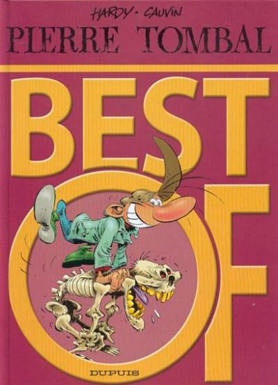 Couverture de Pierre Tombal -BestOf- Best Of