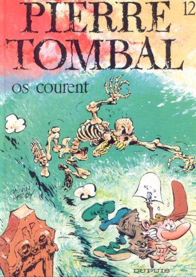Couverture de Pierre Tombal -12- Os Courent