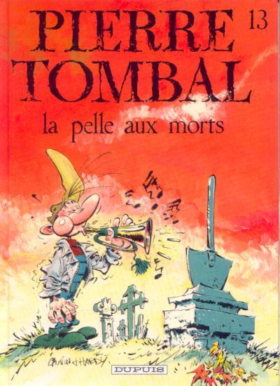 Couverture de Pierre Tombal -13- La pelle aux morts