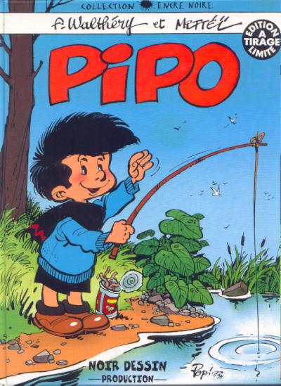 Couverture de Pipo (Mittéï/Walthéry) -a- Pipo