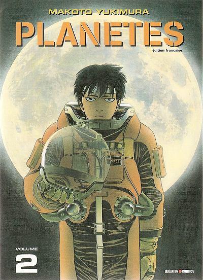 Couverture de Planètes -2- Le fugitif