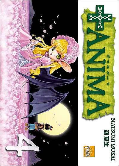 Couverture de + Anima -4- Volume 4
