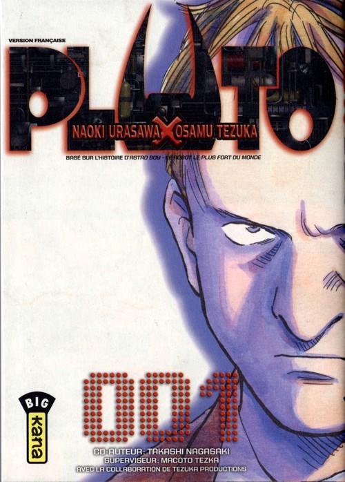Couverture de Pluto -1- 001