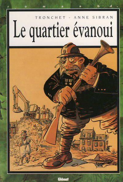 Le Quartier évanoui One shot CBZ