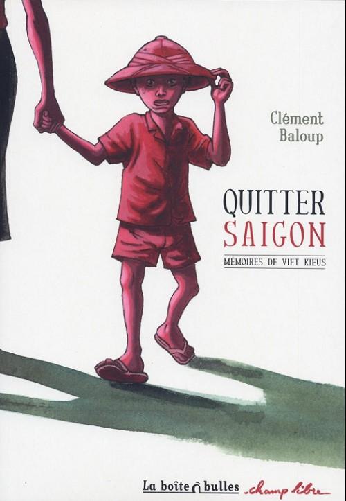Couverture de Mémoires de Viet Kieu -1- Quitter Saïgon