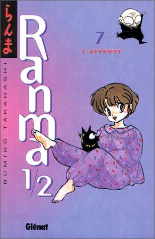 Couverture de Ranma 1/2 -7- L'Affront
