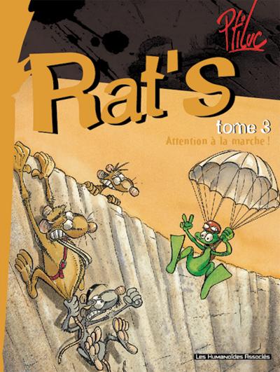 bande dessinee rats