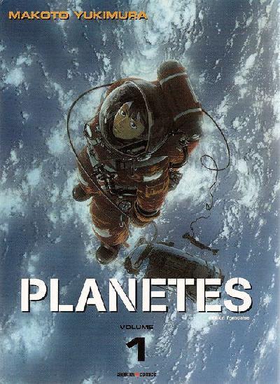 Couverture de Planètes -1- Autant de débris que d'étoiles