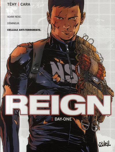 Reign tomes 1 et 2 PDF