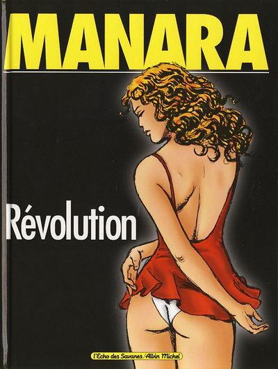 Révolution (Manara)