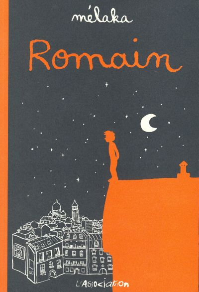Couverture de Romain
