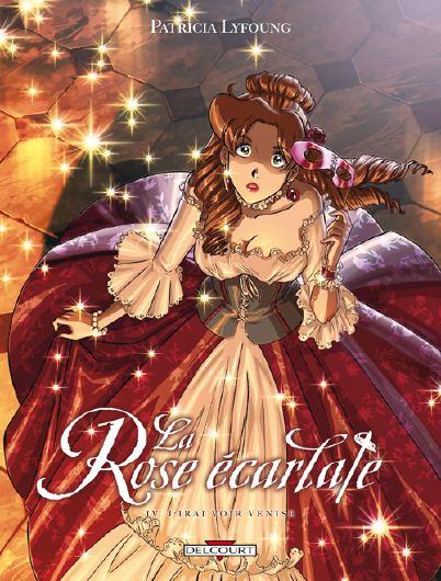 Couverture de La rose écarlate -4- J'irai voir Venise