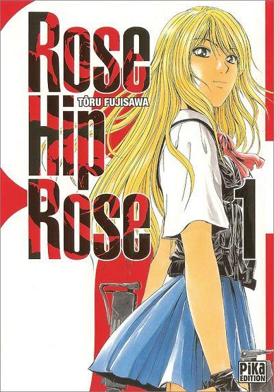 Couverture de Rose Hip Rose -1- Volume 1