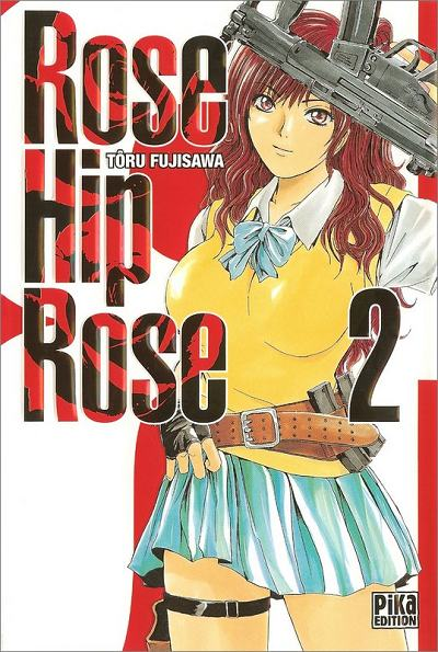 Couverture de Rose Hip Rose -2- Volume 2