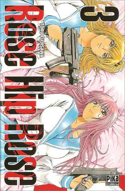 Couverture de Rose Hip Rose -3- Volume 3