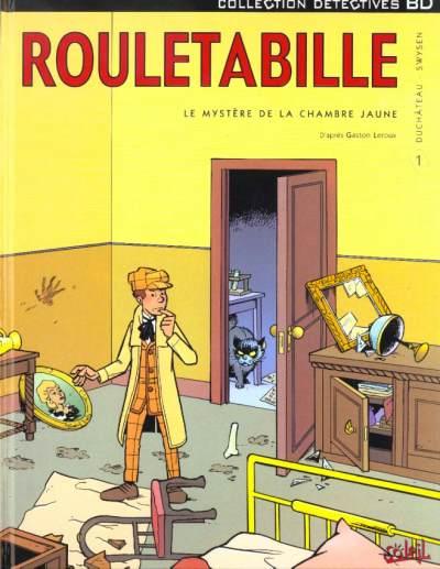 Rouletabille soleil 1 le myst re de la chambre jaune - Le mistere de la chambre jaune ...