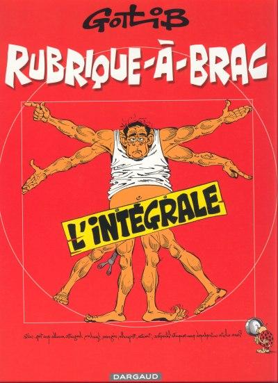 Couverture de Rubrique-à-Brac -INT- Rubrique-à-brac