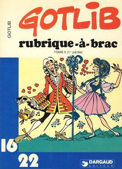 Couverture de Rubrique-à-Brac (16/22) -10125- Tome 5 (I)