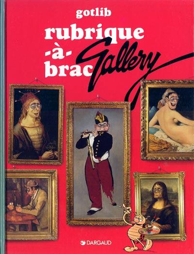 Couverture de Rubrique-à-Brac -6- Rubrique-à-brac Gallery