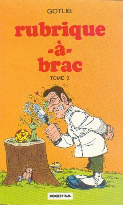 Couverture de Rubrique-à-Brac (Pocket BD) -3a- Tome 3
