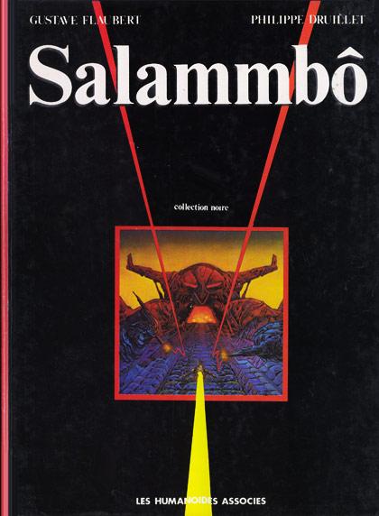 Couverture de Lone Sloane -5- Salammbô
