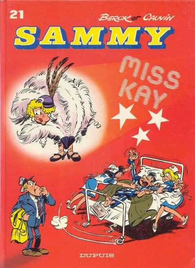 Couverture de Sammy -21- Miss Kay