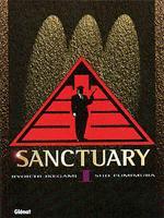 Couverture de Sanctuary -1- Sanctuary - Tome I