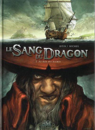 Couverture de Le sang du dragon -1- Au-delà des brumes