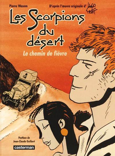 Les scorpions du Désert  - 5 tomes