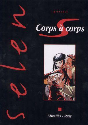 Couverture de Selen présente... -17- Corps à corps