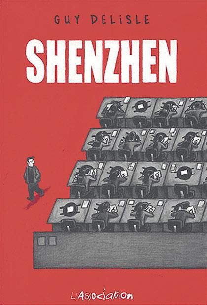 Couverture de Shenzhen