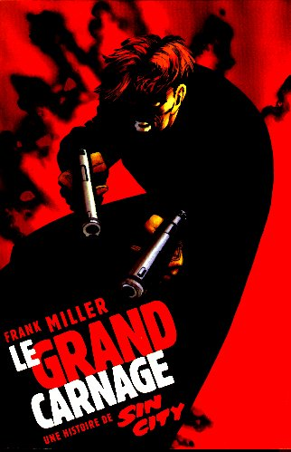 Couverture de Sin City -3- Le grand carnage