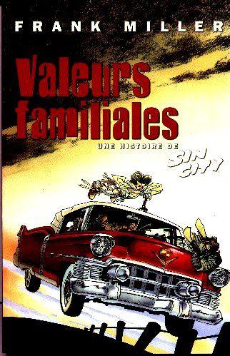 Couverture de Sin City -5- Valeurs familiales