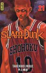 Couverture de Slam Dunk -21- Tome 21