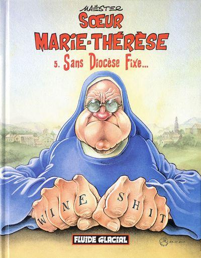 Couverture de Sœur Marie-Thérèse -5- Sans Diocèse Fixe...