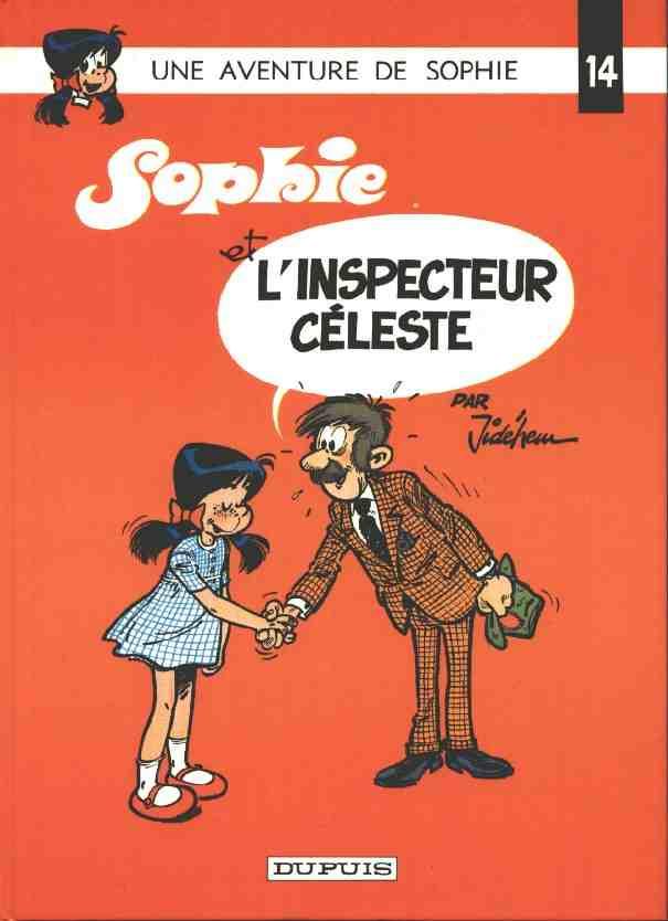 Couverture de Sophie (Jidéhem) -14- Sophie et l'inspecteur Céleste