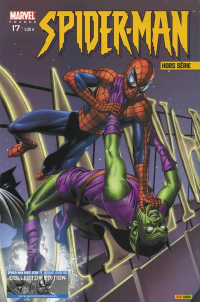 Couverture de Spider-Man Hors Série (Marvel France puis Panini Comics, 1re série) -17- The Pulse (1)